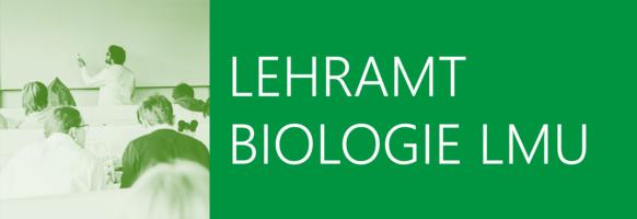 Biologie Lehramt Studium